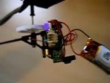 Устройство вертолета на ИК управлении